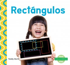 Cover art for RECTÁNGULOS = RECTANGLES.