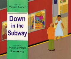 Cover art for Down in the subway