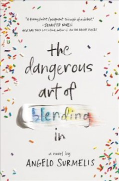 Cover art for The Dangerous Art of Blending in