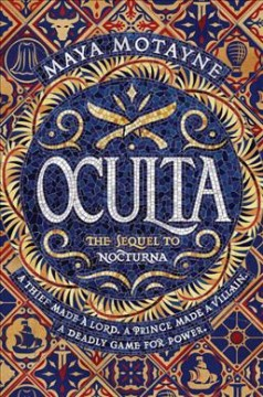 Cover art for Oculta