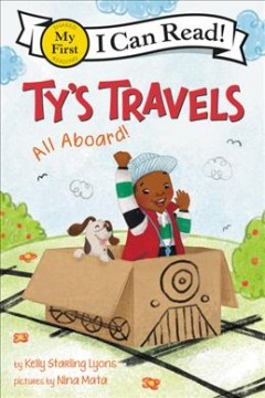 Cover art for Ty's travels : all aboard!
