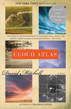 Cover art for Cloud atlas