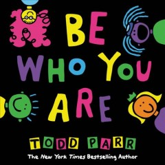 Cover art for Be who you are