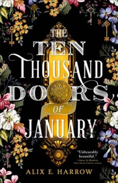 Cover art for The Ten Thousand Doors of January