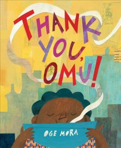 Cover art for Thank you, Omu!