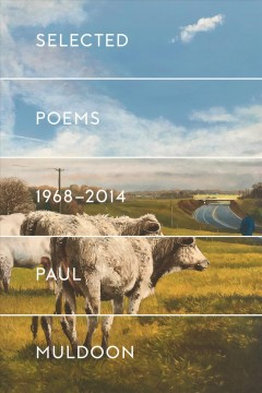 Cover art for Selected poems 1968-2014