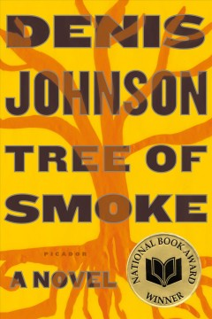 Cover art for Tree of smoke /