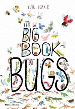 Cover art for The big book of bugs