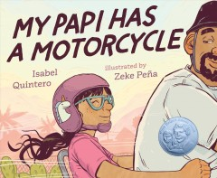 Cover art for My papi has a motorcycle