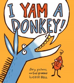 Cover art for I yam a donkey