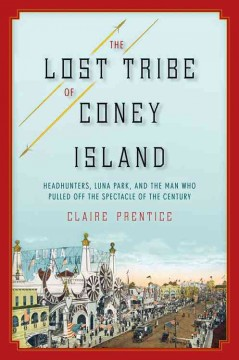 Cover art for The lost tribe of Coney Island