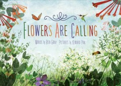 Cover art for Flowers are calling