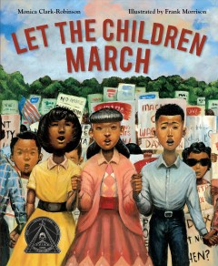 Cover art for Let the children march