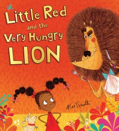 Cover art for Little Red and the very hungry lion