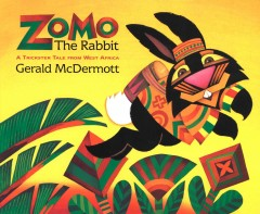 Cover art for Zomo the Rabbit