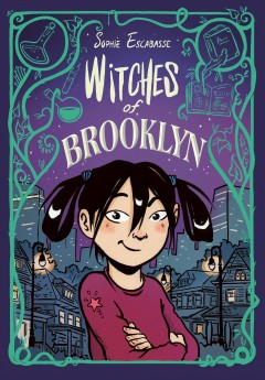 BKLYN Bookmatch: Middle Grade Sci-Fi, Fantasy, and Graphic Novels