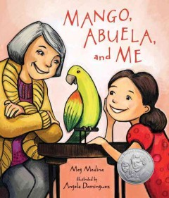 Cover art for Mango, Abuela, and me