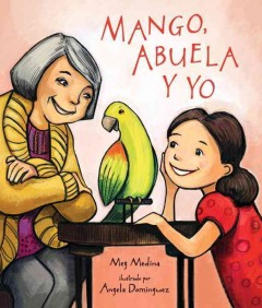 Cover art for Mango, Abuela y yo
