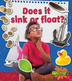 Cover art for Does it sink or float?
