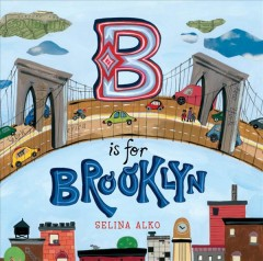 Cover art for B is for Brooklyn