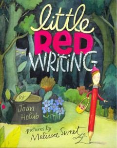 Cover art for Little Red writing