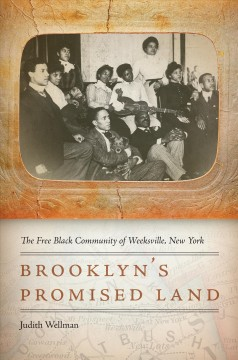 Cover art for Brooklyn's promised land