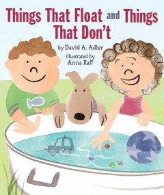 Cover art for Things that float and things that don't