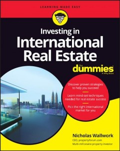 Cover art for Investing in International Real Estate for Dummies