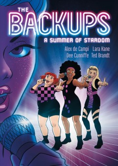 Cover art for The Backups : A Summer of Stardom