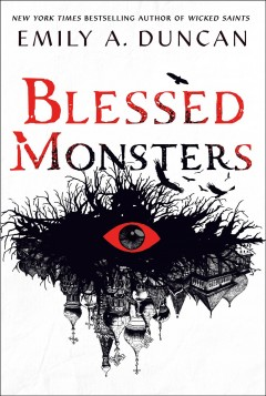 Cover art for Blessed monsters