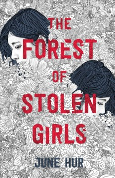 Cover art for The forest of stolen girls