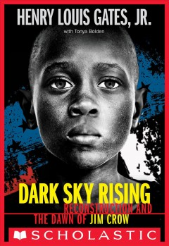 Cover art for Dark sky rising : Reconstruction and the dawn of Jim Crow