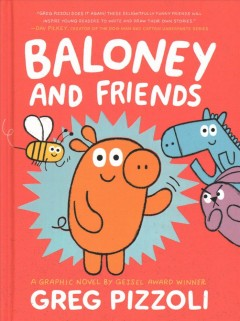 Cover art for Baloney and Friends