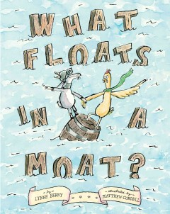 Cover art for What floats in a moat?