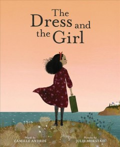 Cover art for The dress and the girl