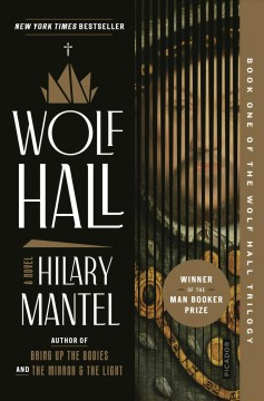 Cover art for Wolf Hall :