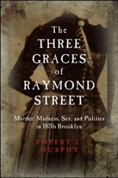 Cover art for The Three Graces of Raymond Street