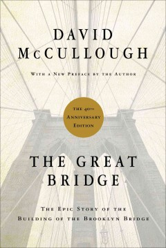 Cover art for The great bridge