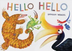 Cover art for Hello hello
