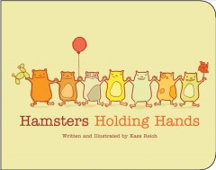 Cover art for Hamsters holding hands