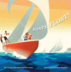Cover art for Boats float!