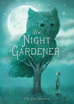 Cover art for The Night Gardener