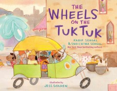 Cover art for The wheels on the tuk tuk