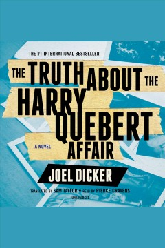 Cover art for The truth about the Harry Quebert affair :