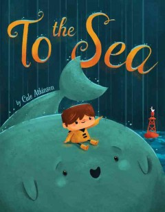 Cover art for To the sea