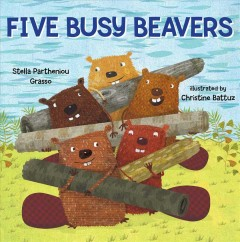 Cover art for Five busy beavers