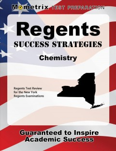 Cover art for Regents Success Strategies Chemistry Study Guide : Regents Test Review for the New York Regents Examinations.