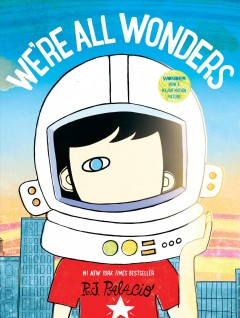 Cover art for We're all wonders