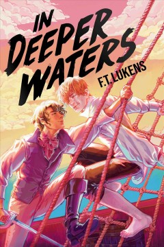 Cover art for In deeper waters
