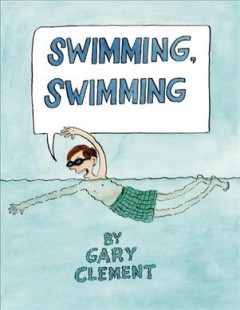 Cover art for Swimming, swimming